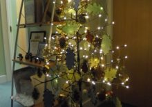 St Margaret's Church, Christmas Tree and Crib Festival 2016 - our tree