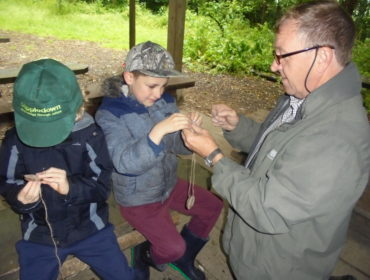 In June we had our residential visit to Rippledown Outdoor Education Centre.