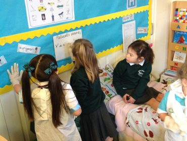 This term we are learning about Florence Nightingale.